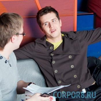 Денис Косяков —ведущий на корпоративное мероприятие
