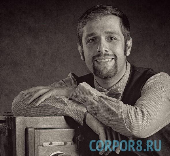 Дмитрий Шумилов —человек-фотоаппарат