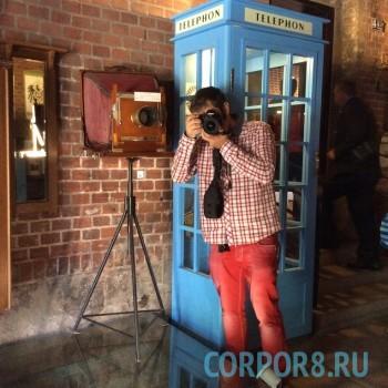 Дмитрий Шумилов — фотограф на день рождения