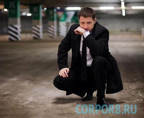 Максим Бобков — ведущий на корпоратив