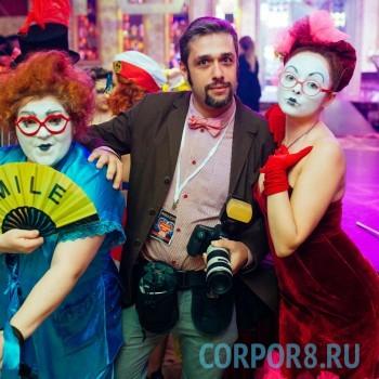 Знакомьтесь: Дмитрий Шумилов — волшебник, останавливающий время