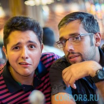 Дмитрий Шумилов — фотограф на корпоратив