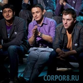 Роман Клячкин и Илья Соболев —дуэт «Красивые»