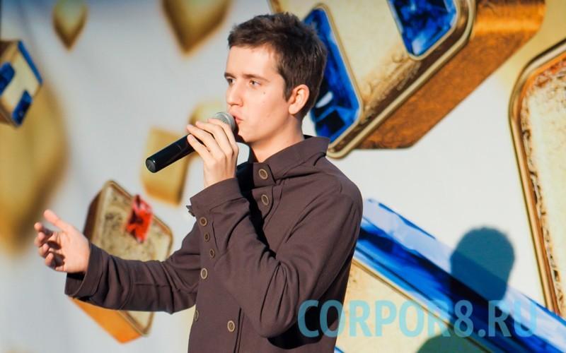 Денис Косяков —ведущий на свадьбу