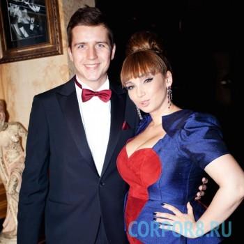 Денис Косяков и Анфиса Чехова